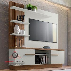 model partisi tv minimalis modern terbaru
