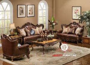 carving sofa living room classic luxury eropa style