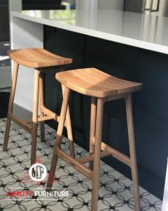model kursi minibar kayu jati