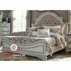 model tempat tidur classic modern kayu