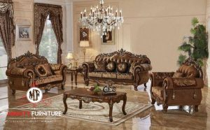 sofa living room ukir luxury eropa kayu jati