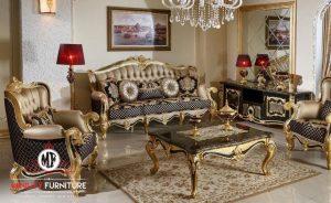 sofa ruang tamu ukir elegant luxury eropa