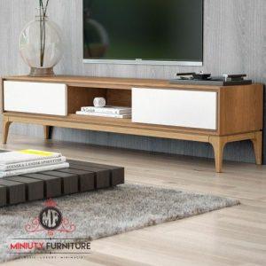 bufet tv ruang tamu minimalis modern