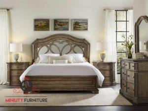 set tempat tidur classic modern kayu jati terbaru