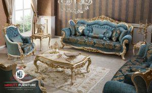 sofa ruang tamu ukiran mewah luxury eropa