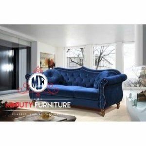 bangku sofa modern ruang keluarga