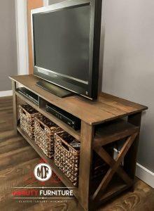 desain bufet tv classic kayu jati jepara