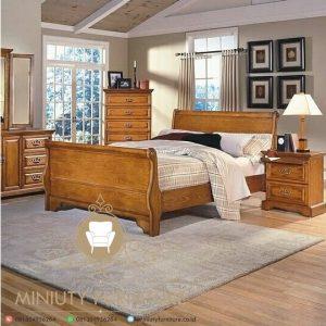 set kamar tidur natural minimalis
