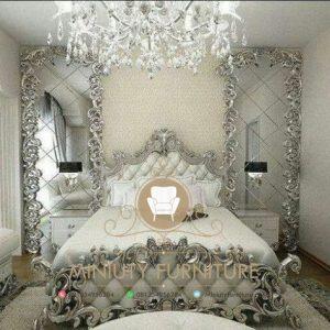 set kamar tidur ukiran luxury style
