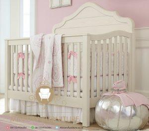 box bayi minimalis kayu jepara