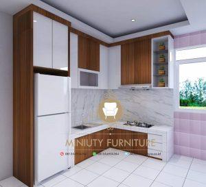 furniture kitchen set minimalis