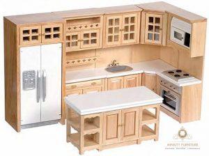 kitchen set minimalis eropa
