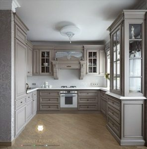kitchen set minimalis klasik
