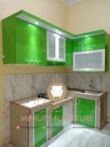 kitchen set multiplek hpl minimalis