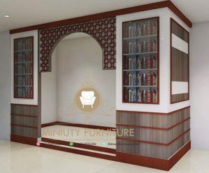 mimbar masjid multiplek HPL