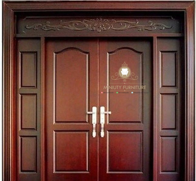 Model Gorden Pintu Kupu Tarung  model pintu kupu tarung minimalis terbaru 2019 2020 rumah