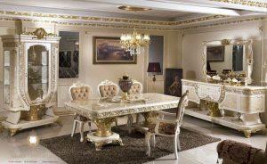 set dining room luxury turki style