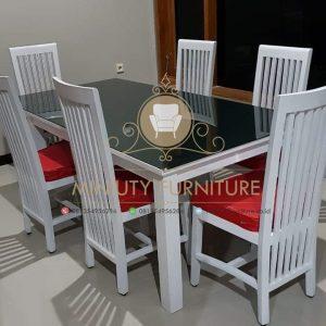 set meja makan murah minimalis