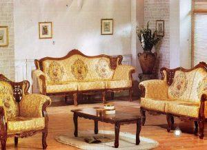 sofa tamu mewah arabian