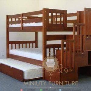 tempat tidur anak tingkat model terbaru