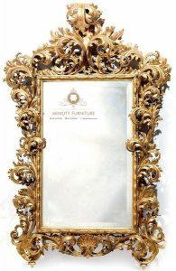 cermin dinding ukiran modern terbaru
