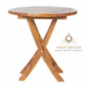 cofe table teak wood lipat