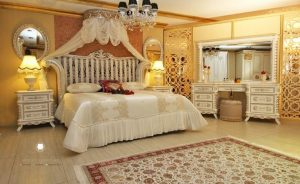 kamar set mewah elegant italian style