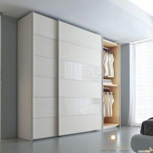 lemari pakaian pintu sleding modern terbaru