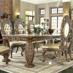 meja makan ukir mewah elegant model terbaru