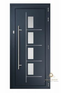 model pintu kantor mewah modern