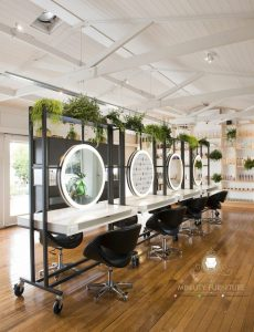 model set room haircut modern terbaru