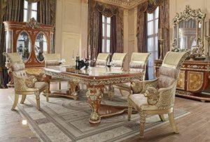 set dining room ukir mewah modern