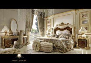 set kamar mewah italian style modern
