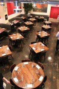 set room meja makan restoran terbaru