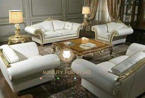 sofa tamu keluarga model terbaru