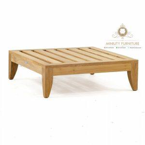 teak wood coffee table jepara indonesia