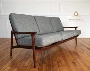 bangku sofa minimalis modern jepara