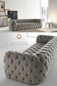 model bangku sofa panjang modern