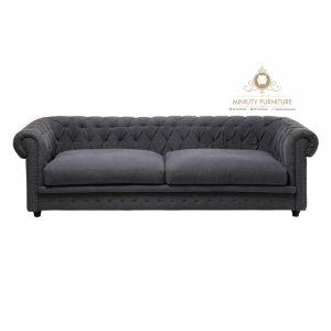 model bangku sofa retro terbaru