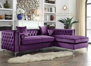 sofa sudut modern terbaru