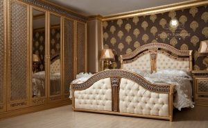 kamar set tidur luxury eropa style