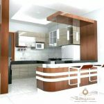 kitchen mini bar minimalis modern