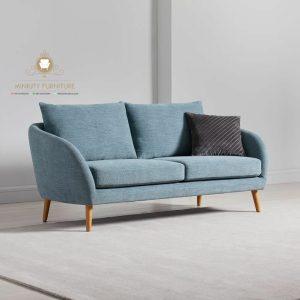 model bangku sofa lengkung keluarga