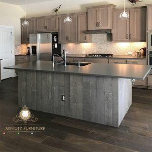 model kitchen set minimalis modern