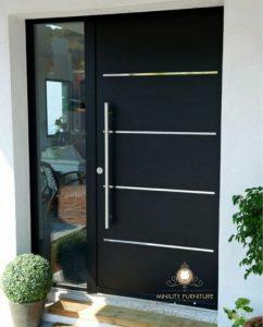 model pintu rumah minimalis modern