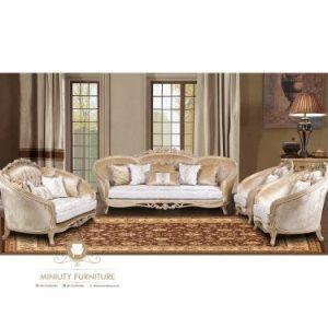 sofa tamu mewah model turki arabic