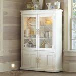 cabinet kayu duco putih model terbaru jepara