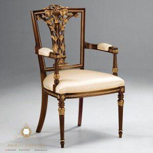 kursi makan kursi rapat mewah ukir terbaru