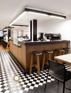 meja counter bar minimalis modern terbaru