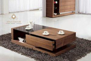meja ruang tamu minimalis modern